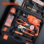 Buy cheap Logo Printed Best Professional Chrome Vanadium 75Pcs Hand Tool Impact Drill Tool Set from wholesalers