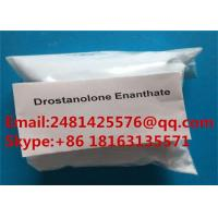 Buy cheap Safe Anabolic Steroids Drostanolone Enanthate Powder CAS 472-61-145 For Muscle Growth from wholesalers