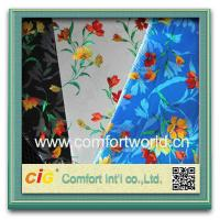 Waterproof Eco friendly Auto Upholstery Fabric / pretty printing Pp Non woven Fabric Manufactures
