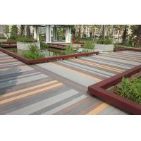 Buy cheap Environmental WPC Decking Flooring Recyclable For Walking And Decoration from wholesalers