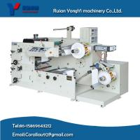 Buy cheap The leading manufacturer of automatic label flexo printing machine in sale from wholesalers