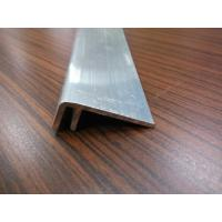 Buy cheap 6063T5 Mill Finish Aluminium Angle Extrusions with Different Sizes Stock Mould from wholesalers