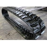 Buy cheap Libra 114s 115t 116s Excavator Rubber Tracks 45 Links For Construction Machine from wholesalers