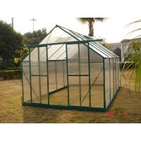 Buy cheap 6mm UV Twin-wall Small and Exquisite Polycarbonate Sheets for Greenhouses 8' X 10' RE0810 from wholesalers