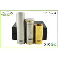 Orochi Mechanical Mod E Cig Ego 510 Thread , Telescope Electronic Cigarette Manufactures