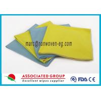 Non Woven Tool Multi Purpose Cleaning Wipes For Cars , Washable Manufactures