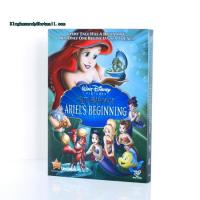 Buy cheap The Little Mermaid Ariel's Beginning ③ disney dvd movies cartoon movies kids movies with slip cover case drop ship from wholesalers