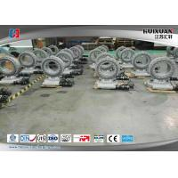 Heat Treatment Alloy Steel Forgings 1000mm Solar Energy Slewing Ring Bearing Manufactures