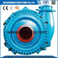 Buy cheap High Chrome Alloy 10 inch Gravel Slurry  Sand Dredging Pump Dredger from wholesalers