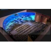 Buy cheap 5.1 / 7.1 Audio 4D Movie Theater With Pneumatic / Hydraulic / Electronic Control from wholesalers
