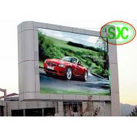 Buy cheap Commercial Led Advertising Screen Led Video Screen P10 Full Color from wholesalers