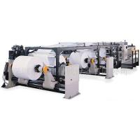 Buy cheap Chinese paper sheeter/ paper sheeting machine/ folio sheeter/paper cutting from wholesalers