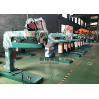 Buy cheap Servo Type Carton Box Stitching Machine , Automatic Stitching Machine For Corrugated Boxes from wholesalers
