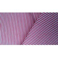 Buy cheap Thin Spandex / Cotton Printed Knit Fabric 180 - 230gsm , Striped Jersey Knit Fabric from wholesalers