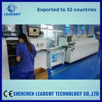Buy cheap LEADSMT ONLINE AUTOMATIC SMT PICK AND PLACE MACHINE ,SMT MACHINES from wholesalers