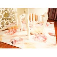 China Different Color Modern Carpet Underlay Felt With Anti - Slip Non Woven Backing on sale