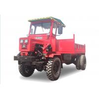 Buy cheap 13.2kw Mini Farm Tractor Agriculture Equipment With Customerized Cargo Box from wholesalers