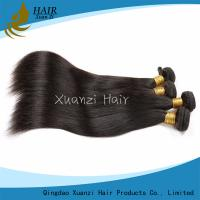 Soft SmoothStraight Virgin Human Hair Extensions Raw Unprocessed 100%  8 - 32 Inches
