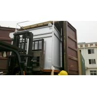 Buy cheap Evaporative Condenser Closed Circuit Cooling Tower Multi Form Layout In Covering Area from wholesalers