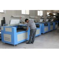 Buy cheap Red Dot Co2 Laser Engraving Cutting Machine For Plastic / Wood CE Certificate from wholesalers