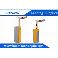 Intelligent Road Automatic Boom Barrier Gate , Vehicle Access Gate Barriers