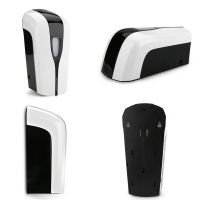 Buy cheap Infrared Reflection Dose 0.7ml Wall Hanging Soap Dispenser from wholesalers
