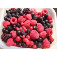 Buy cheap High Grade IQF Frozen Fruit , Individually Fresh Frozen Mixed Fresh Berries from wholesalers