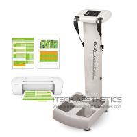 Buy cheap Digital Scale Body Composition Analyzer With Printer For Hospitals / Sports Clubs from wholesalers