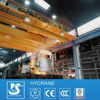 Buy cheap Steel Plate Lift Equipments Charging Metallurgy Cranes For Sale from wholesalers