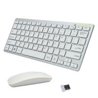 Buy cheap Ultra Slim Ergonomic Keyboard Mouse Combo For Home Office Laptop / Desktop product