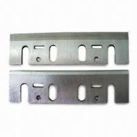 Buy cheap Planer Blade with TCT 1900B, Made of Tungsten Carbide and HSS Portable Planer Blades from wholesalers