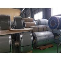 Buy cheap 2B NO.1 Surface 304 Stainless Steel Coil SUS430 / Prime Cold Rolled Steel Coils from wholesalers