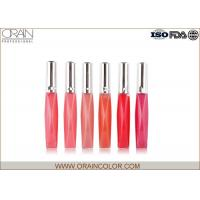 Liquid Form Color Fever Makeup Lip Gloss For Fashion Show 4.5ml Volume