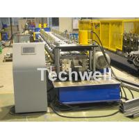 C Section Cold Roll Forming Machine / C Channel Roll Forming Machine With 1.5-3.0mm Forming Thickness Manufactures