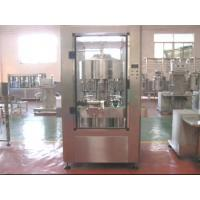 Buy cheap Wine Filling Line Juice Bottling Machine 0.2 Mpa - 0.4 Mpa Water Pressure from wholesalers