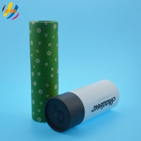 Buy cheap 160mm Length Carton Tube Packaging For Toothpaste from wholesalers
