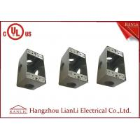 Buy cheap Rectangular IMC Conduit Fittings Waterproof Terminal Box with PVC Coated from wholesalers