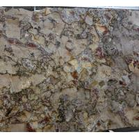 China Chocolate Bordeaux Granite Stone Slabs Features Cappuccino Blocks Natural Stone on sale
