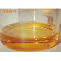 Buy cheap Primobolan 100mg / Ml Strength Supplements Bodybuilding Yellow Liquid from wholesalers