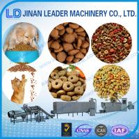 China Stainless Steel Snack Extruder Machine Food Grade Fully Automatic on sale