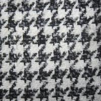 Wholesale Poly/Wool Swallow Gird Fabric with Soft Texture from china suppliers