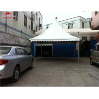 Buy cheap Aluminum Extrusion 3x4m Standard Modular Exhibition Booth Pagoda For Expo Display from wholesalers