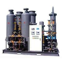 Buy cheap Medium capacity Automatic Processing Industrial Nitrogen Generator , Ultra High product