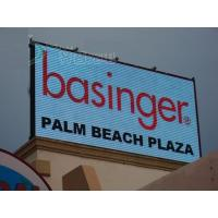 Buy cheap Waterproof Building Advertising Large LED Display Screen Project P10 / P20 / P25 from wholesalers