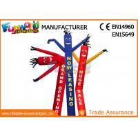 Wholesale Nylon Inflatable Sky Dancer For Trade Show / Desktop Blow Up Advertising Man from china suppliers