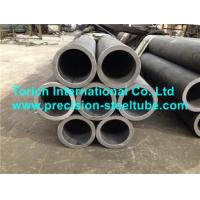 Buy cheap DIN EN 10210-1 Hot Finished Heavy Wall Steel Tubing , Thick Wall Steel Pipe from wholesalers