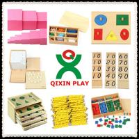 Buy cheap Wooden montessori materials toy in china / montessori wooden puzzles wholesale from wholesalers