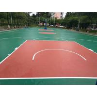 Buy cheap Water Proof Surface Acrylic Floor Paint For Sports Flooring Non Toxic from wholesalers