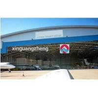 Buy cheap steel structure prefabricated aircraft hangar from wholesalers