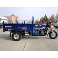Buy cheap Chinese Three Wheel Motorcycle , 150CC Cargo Tricycle Heavy Load High Performance from wholesalers